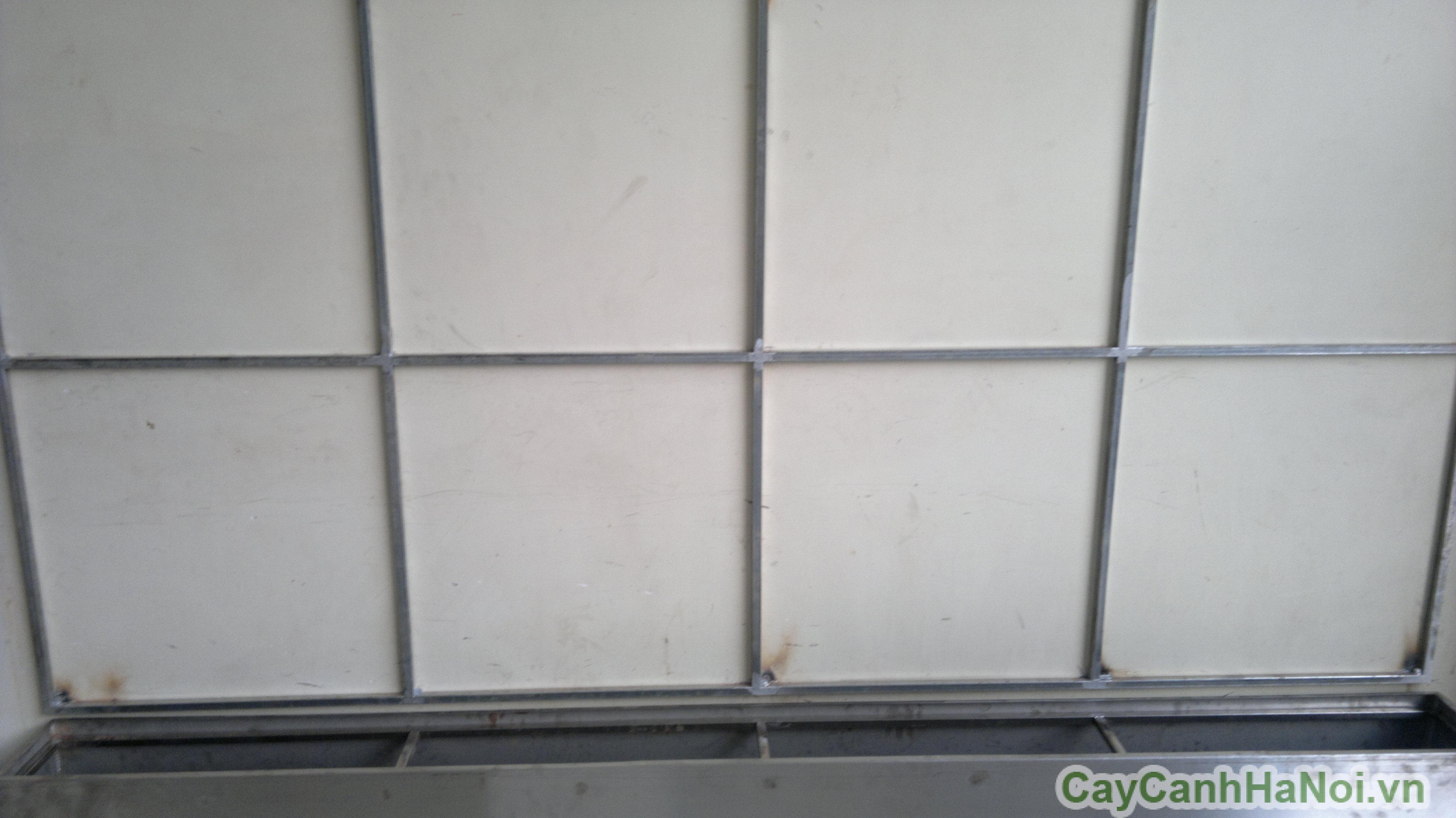 vật liệu vườn tường