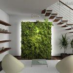 ý tưởng vườn tường độc đáo